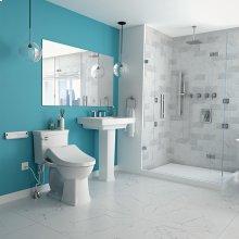 Advanced Clean AC 2.0 SpaLet Bidet Toilet Seat  American Standard - White