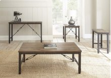 JE400 Craftsman Chairside Table