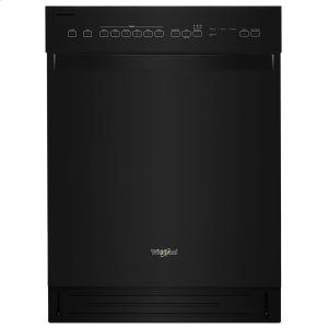 Quiet Dishwasher with Stainless Steel Tub - BLACK