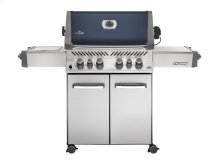 Napoleon Prestige Series Prestige 500 blue with Infrared Rear and Side Burners