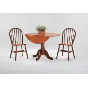 Drop Leaf Pedestal Table Product Image