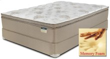 "ONYX LABEL - Comfortec - Providence - Memory Foam - 15"" Summit Top - Twin XL"