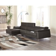 Tindell - Gray 2 Piece Sectional