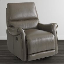 Barrington Swivel Glider Recliner w/Power