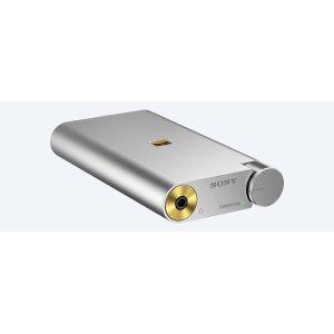 SonyUSB DAC Headphone Amplifier