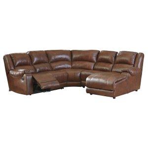 Ashley Furniture Billwedge - Canyon 5 Piece Sectional