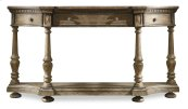 Living Room Sorella Three Drawer Console