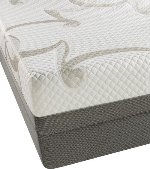 Beautyrest - Recharge - Memory Foam Plus - Series 4 - Queen - FLOOR MODEL