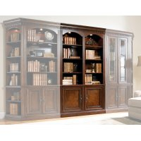 Home Office European Renaissance II 48'' Wall Bookcase Product Image