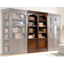 Home Office European Renaissance II 48'' Wall Bookcase