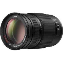 LUMIX G Vario Lens, 100-300mm, F4.0-5.6 ASPH., Micro Four Thirds, MEGA Optical I.S. - H-FS100300