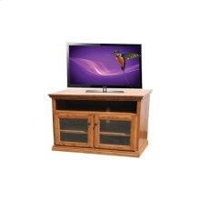 "A-T236 Traditional Alder 38"" TV Console"