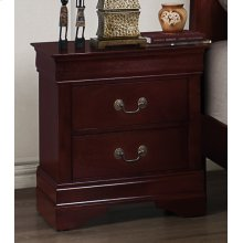 LP Cherry Nightstand