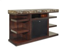Kraleene - Dark Brown 2 Piece Entertainment Set