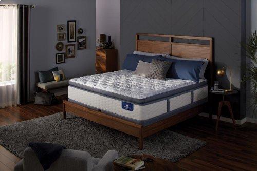 Perfect Sleeper - Elite - Haddonfield - Super Pillow Top - Firm - Full