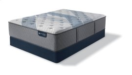 Clearance - iComfort Hybrid Blue Fusion 3000 Plush Queen - Sanitized