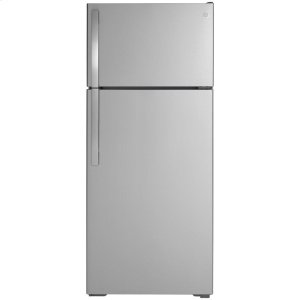 GE®17.5 Cu. Ft. Top-Freezer Refrigerator