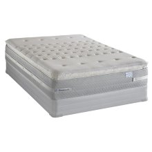 Posturepedic - Level F - Plush - Pillow Top - King