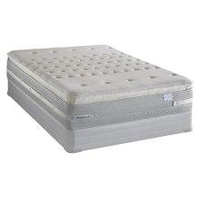 Posturepedic - Level F - Plush - Pillow Top - King