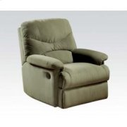Sage Microfiber Recliner Chair Product Image
