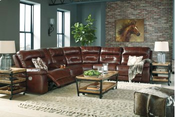 Bancker - Sienna 5 Piece Sectional Product Image