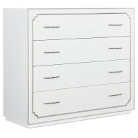Bedroom Modern Romance Four-Drawer Bureau Product Image