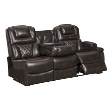 RAF REC Power Sofa w/Console