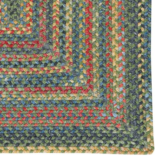 Songbird Parakeet Braided Rugs (Custom)