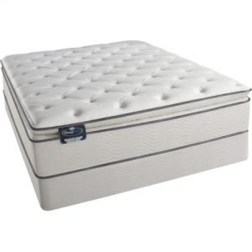 Beautysleep - Whitfield - Plush - Pillow Top - Twin
