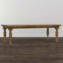 "Bench*Made Maple 108"" Georgian Table"