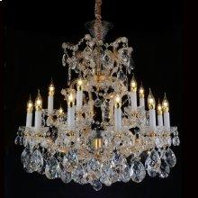 La Scala 19 Light Chandelier