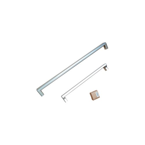 Handle Kit for 31 Bottom Mount refrigerator Stainless Steel