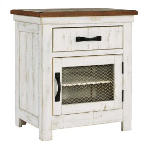 Ashley Furniture One Drawer Night Stand