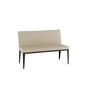 AmiscoPablo Bench With Quilted Fabric