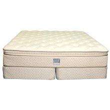 Dreamhaven - White Knight - Super Pillow Top - Queen