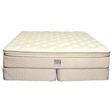 Dreamhaven - White Knight - Super Pillow Top - Queen