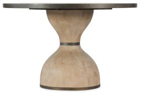 Dining Room Miramar Point Reyes Botticelli 48in Round Dining Table