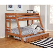 Wrangle Hill Trundle With Bunkie Mattress