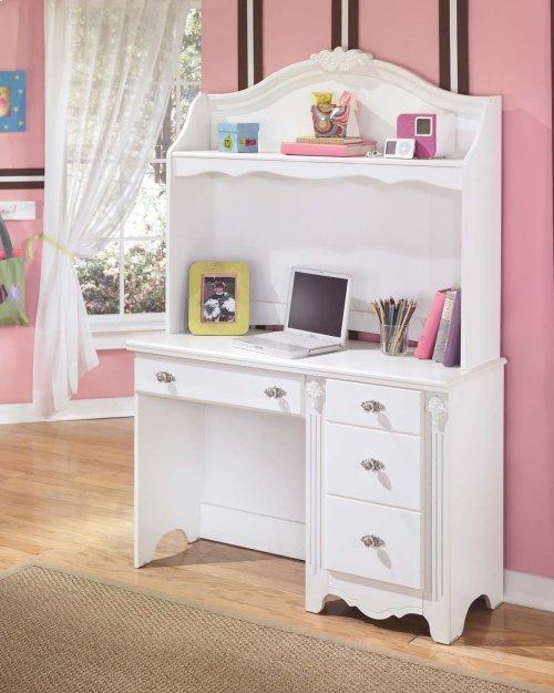 Exquisite - White 2 Piece Bedroom Set