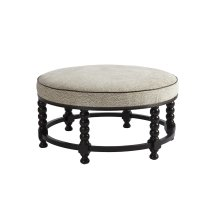 Naples Cocktail Ottoman