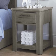 Everest Drawer Nightstand