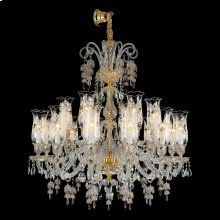 Garnier 18 Light Chandelier