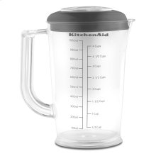 1 Liter BPA-Free Blending Pitcher with Lid Other
