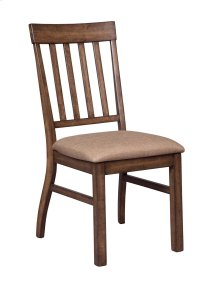 Zilmar - Medium Brown Set Of 2 Dining Room Chairs