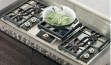 "CT30GP 15"" Gas Cooktop - Platinum Stainless"