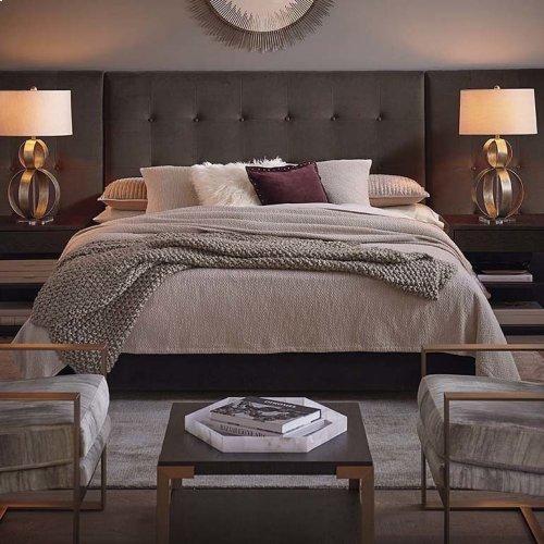 MODERN-Sausalito King Upholstered Bed