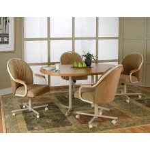 Blair 42x60 Rustic 5pc Set
