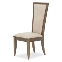 Side Chair Amazon Tan Gator