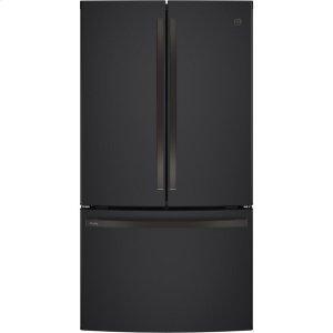 GE ProfileGE PROFILEGE Profile(TM) Series ENERGY STAR(R) 23.1 Cu. Ft. Counter-Depth French-Door Refrigerator