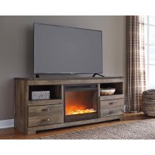 Trinell - Brown 2 Piece Entertainment Set